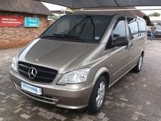 2011 Mercedes-Benz Vito 122 Cdi Shuttle  Gauteng Roodepoort