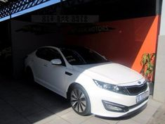 2012 Kia Optima 2.4 At  Gauteng Pretoria