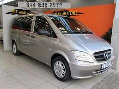 2012 Mercedes-Benz Vito 116 Cdi Crewbus  Gauteng Pretoria