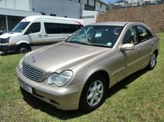 2001 Mercedes-Benz C-Class C 200k Avantgarde At  Mpumalanga Nelspruit