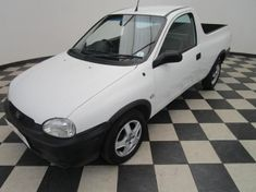 2004 Opel Corsa Utility 1.7 Dti Pu Sc  Gauteng Pretoria