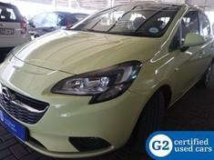 2016 Opel Corsa 1.0T Enjoy 5-Door Limpopo Polokwane