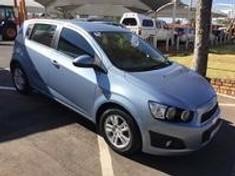 2012 Chevrolet Sonic 1.6 Ls 5dr  Gauteng Boksburg
