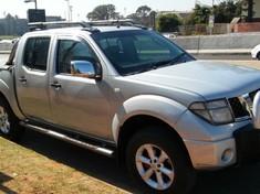 2007 Nissan Navara 2.5 Dci 4x4 Pu Dc  Gauteng Johannesburg