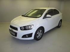 2014 Chevrolet Sonic 1.4 Ls  Western Cape Tokai