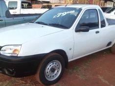 2011 Ford Bantam 1.6i Pu Sc  Gauteng Pretoria