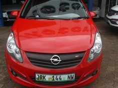 2009 Opel Corsa 1.6 Sport 5dr  North West Province Klerksdorp