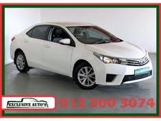 2014 Toyota Corolla 1.3 Prestige Gauteng Pretoria