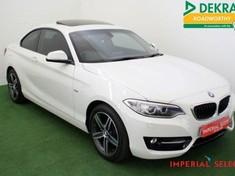 2015 BMW 2 Series 220D Sport Line Auto Gauteng Pretoria