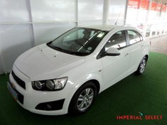 2012 Chevrolet Sonic 1.6 Ls At  Western Cape Cape Town