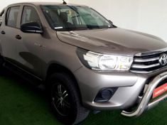 2016 Toyota Hilux 2.4 GD-6 RB SRX Double Cab Bakkie Mpumalanga Nelspruit
