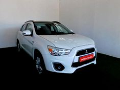 2014 Mitsubishi ASX 2.0 5dr Gls At  Mpumalanga Nelspruit