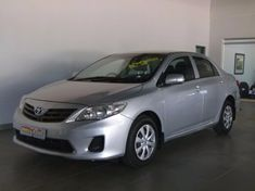 2012 Toyota Corolla 1.3 Professional  North West Province Klerksdorp