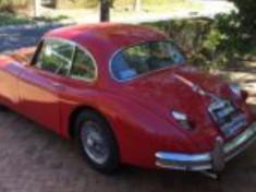 1959 Jaguar XK Xk8 Coupe Western Cape Cape Town