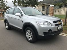 2010 Chevrolet Captiva 2.4 Lt  Western Cape Paarl