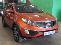 2013 Kia Sportage 2.0 Crdi Awd At  Gauteng Johannesburg
