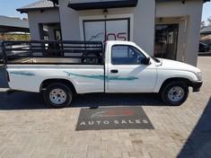 2000 Toyota Hilux 2400d Lwb Pu Sc  Gauteng Pretoria