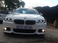 2013 BMW 5 Series 520d At M Sport f10  Gauteng Johannesburg