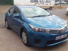 2015 Toyota Corolla 1.3 Prestige Gauteng Johannesburg
