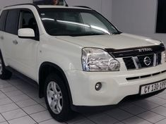 2010 Nissan X-trail 2.5 Cvt Le r81r87  Western Cape Cape Town