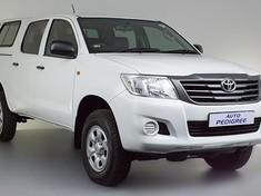 2014 Toyota Hilux 2.5d-4d Srx 4x4 Pu Dc  Western Cape Cape Town