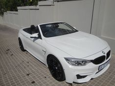2015 BMW M4 Convertible M-DCT Gauteng Sandton