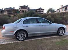 2007 Jaguar S-Type 4.2 V8 At  Western Cape Melkbosstrand