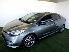 2015 Kia Cerato KOUP 1.6T GDi Auto Gauteng Randburg