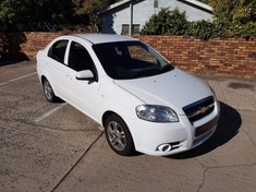 2014 Chevrolet Aveo 1.6 Ls At  Western Cape Paarl