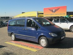 2008 Mercedes-Benz Vito 115 2.2 Cdi Crew Bus  Gauteng North Riding
