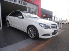 2013 Mercedes-Benz C-Class C180 Be Avantgarde At  Gauteng Roodepoort