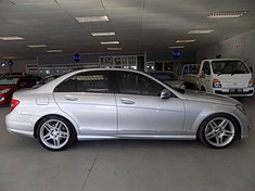 2013 Mercedes-Benz C-Class C250 Be Avantgarde  At  North West Province Brits