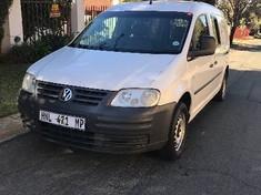 2008 Volkswagen Caddy Maxi 1.9 Tdi Fc Pv  Gauteng Alberton