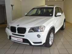 2013 BMW X3 Xdrive20d Exclusive At  Western Cape Tygervalley