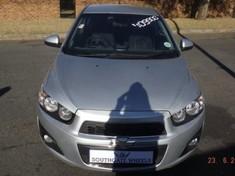 2012 Chevrolet Sonic 1.6 Ls  Gauteng Johannesburg