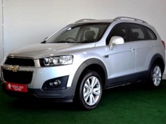 2016 Chevrolet Captiva 2.4 Lt At  Western Cape Tygervalley