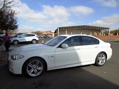 2011 BMW 5 Series 530d Auto MSport f10 Gauteng Centurion