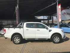 2014 Ford Ranger 3.2tdci Xlt Pu Dc  North West Province Rustenburg