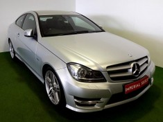 2012 Mercedes-Benz C-Class C250 Cdi Be Coupe At  Gauteng Pretoria