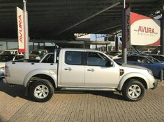 2010 Ford Ranger 3.0tdci Hi -trail Xle Pu Dc  North West Province Rustenburg