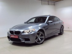 2012 BMW M5 M-DCT F10 FULLY LOADED EXTENDED PLAN TO 120000KM Gauteng Benoni