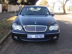 2005 Mercedes-Benz C-Class C 180 Classic At Gauteng Johannesburg