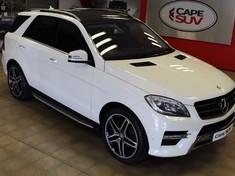 2012 Mercedes-Benz M-Class Ml 250 Bluetec  Western Cape Brackenfell