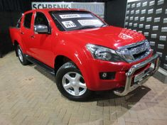 2015 Isuzu KB Series 300 D-TEQ LX Double cab Bakkie Gauteng Krugersdorp