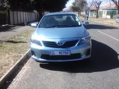 2015 Toyota Corolla 1.6 Gls  Gauteng Johannesburg