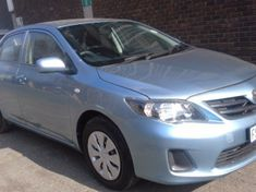 2017 Toyota Corolla Quest 1.6 Plus Gauteng Johannesburg