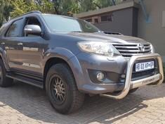 2012 Toyota Fortuner 3.0d-4d Rb At  Gauteng Centurion