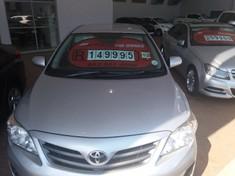 2012 Toyota Corolla 1.6 Professional  Gauteng Pretoria