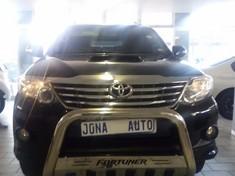 2012 Toyota Fortuner 2.5d-4d Rb  Gauteng Johannesburg