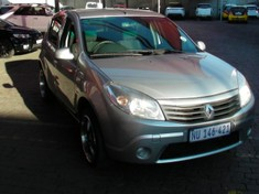 2010 Renault Sandero 1.6 Cup  Gauteng Johannesburg